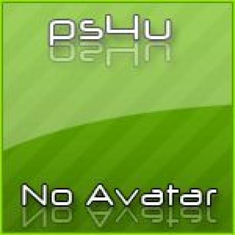 No avatar для сайта ps4u