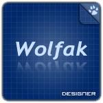 Аватар Wolfak Designer (150x150, PSD макет) купить