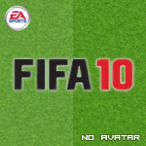 Аватар FIFA No Avatar (150x150, PSD макет)