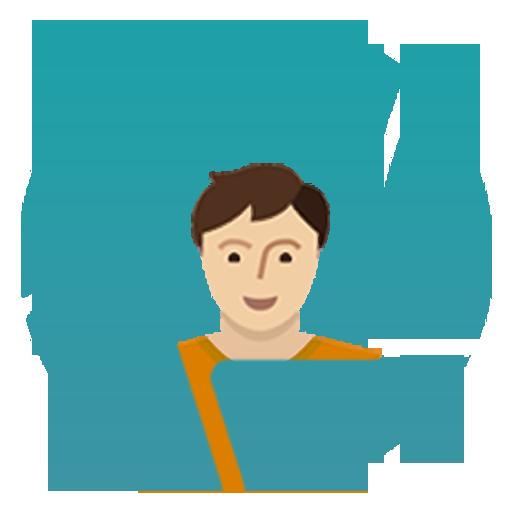 Логотип приложения InCamery (PSD макет) купить