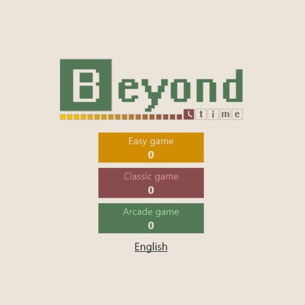 Игра Beyond Time для Windows купить
