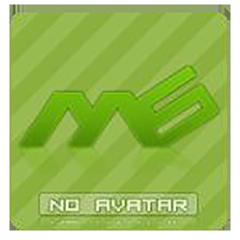 Аватар No Avatar MB (150x150, PSD макет) купить