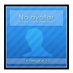 Аватар No Avatar для ForWebz (144x144, PSD макет) купить