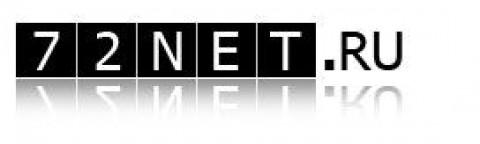 Логотип 72Net (PSD макет)