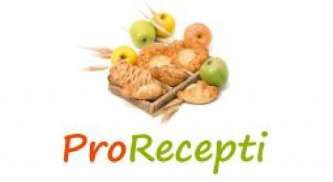 Логотип ProRecepti (PSD макет)