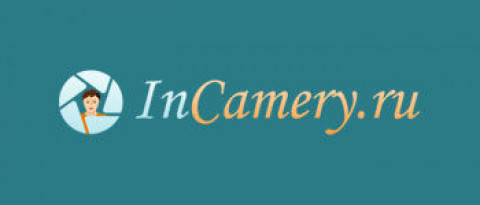 Логотип для сайта фото социальной сети InCamery