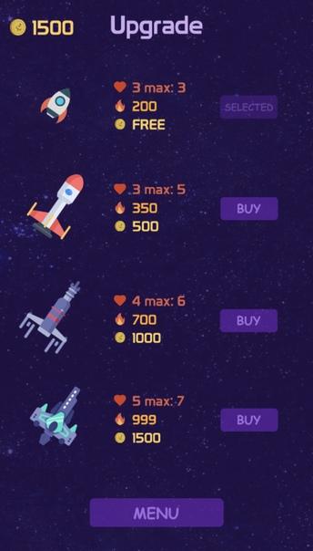 Игра Speed of Space для Android и iOS купить