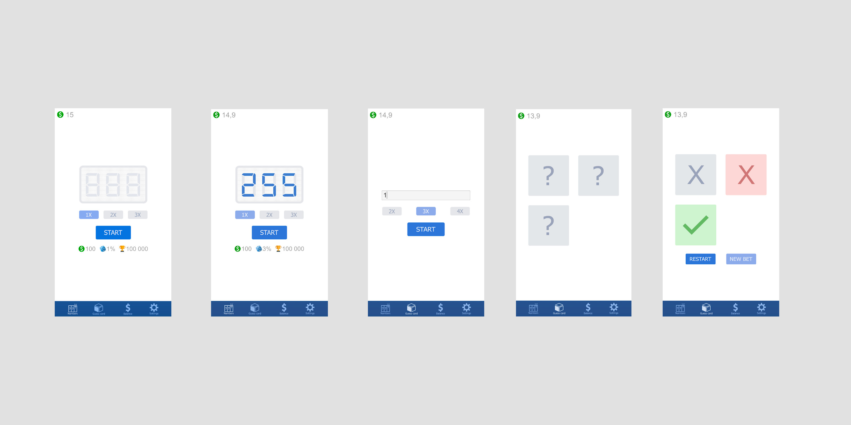 Игра OnlineCasino (Android, iOS) купить