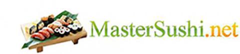 Логотип для сайта MasterSushi