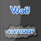 Анимированный аватар Wolf