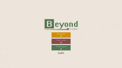 Игра Beyond Time для Windows