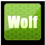 Аватар Wolf (150x150, PSD макет) купить