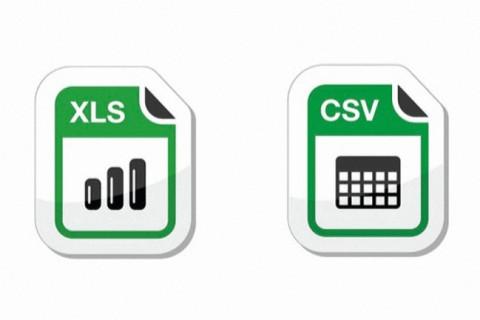 Работа с Excel в PHP (XLS, XLSX, CSV)