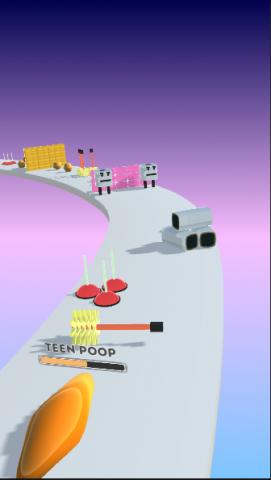 Poop Rush!