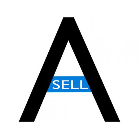 Логотип для сайта бизнес объявлений AppSell