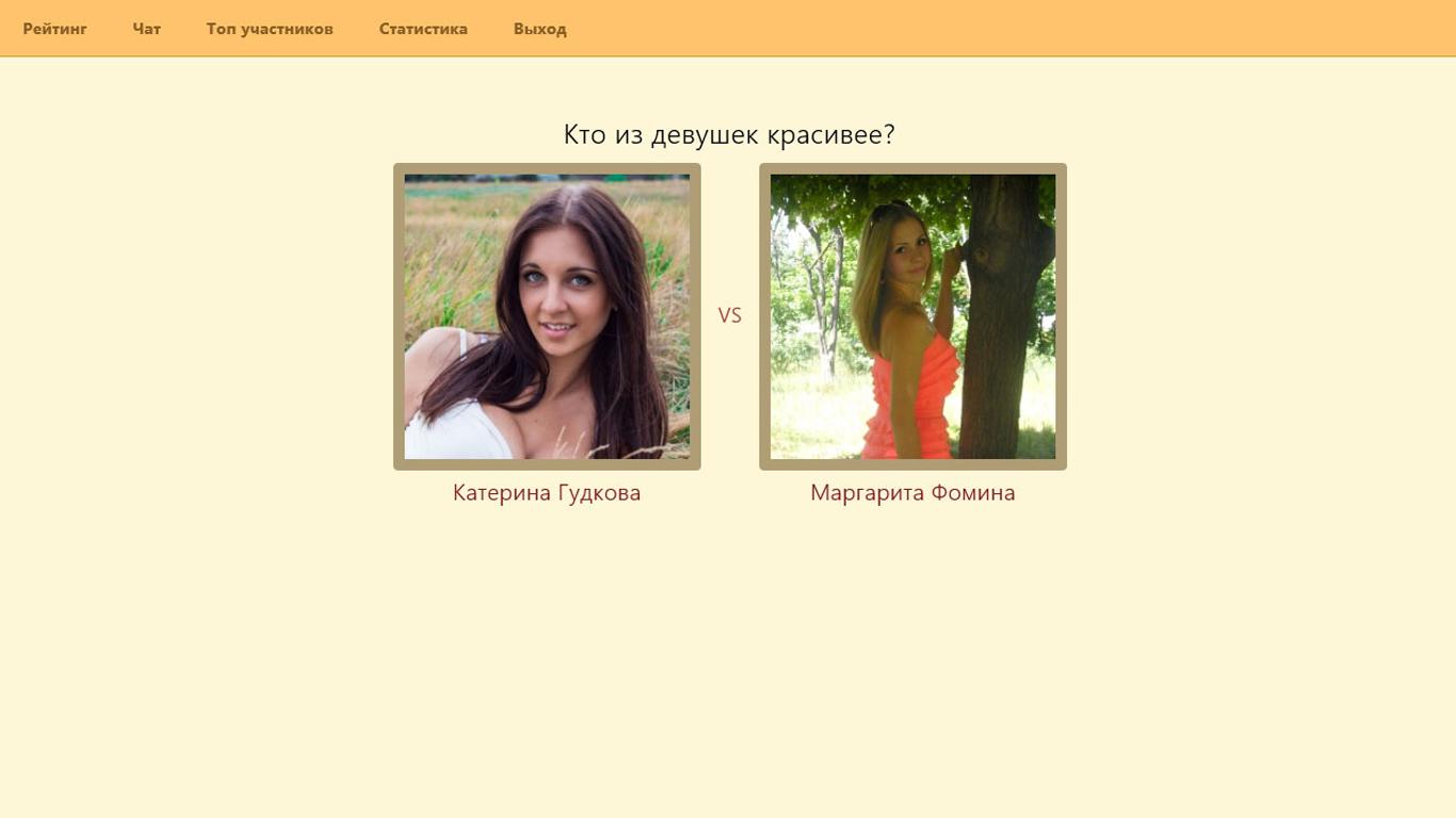 Дизайн приложения TopKiss для Windows